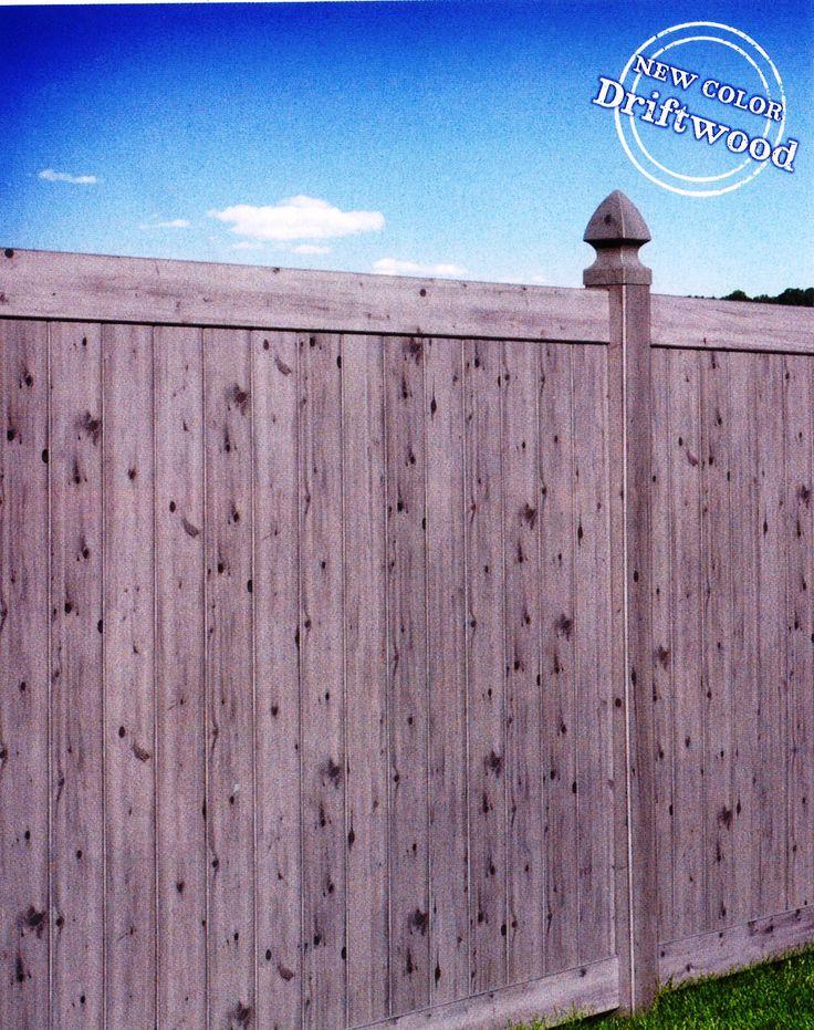 462 Best Vinyl Fence Images On Pinterest Privacy Fences