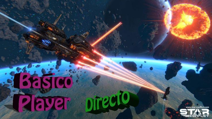 Star Conflict Gameplay Español | PC HD | Free to play | DIRECTO #140