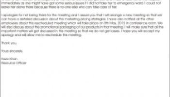 company apology letter sample letterhead formal for not attending event jennywashere