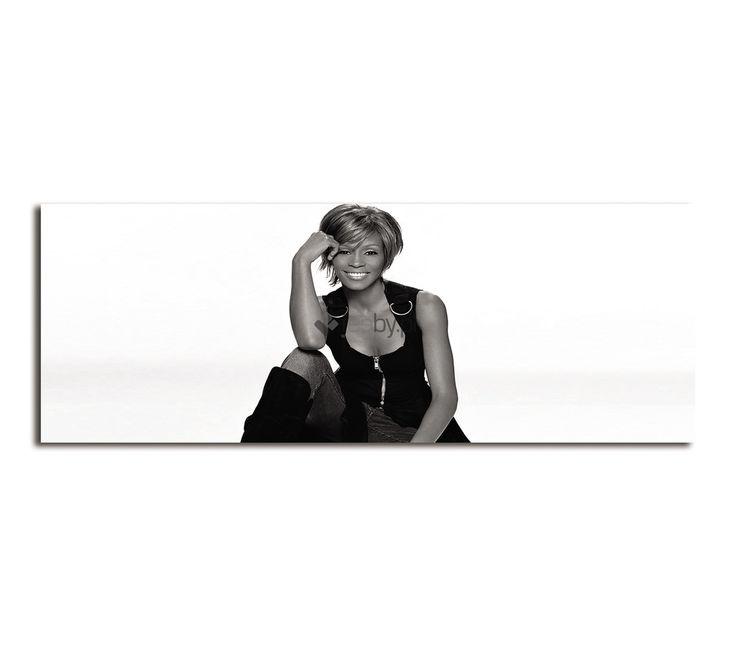 """Obraz ,,Whitney Houston"""", Canvas... - już do 24 zł/szt."""