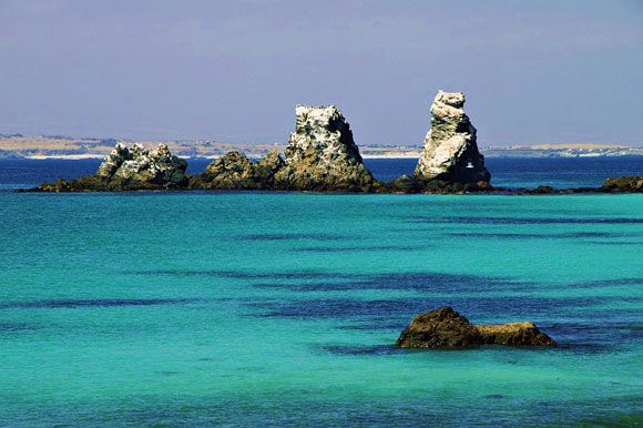Playa la virgen, la mejor playa de Chile, lejos, chica,la más limpia, restaurants, camping, hermosos paisajes