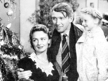 Its A Wonderful LIfe - great Christmas film