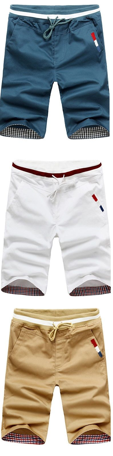 The perfect summer shorts! What's your preferred color? Get'em at $9.79 during our summer sales! Remember to use code SUMMER20 for an extra discount when you spend $180+