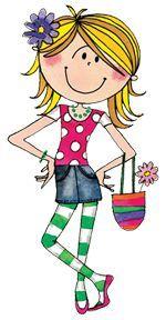 Girl #clipart