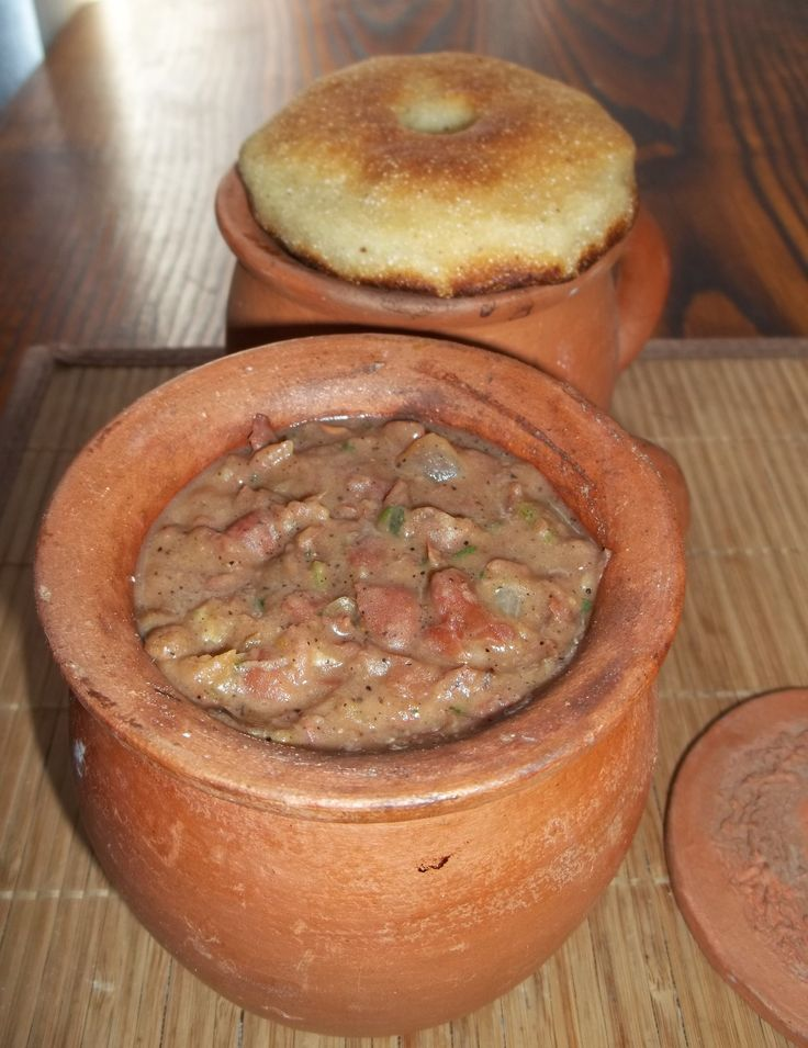 About Food - Lobio (Georgian Bean Dish)