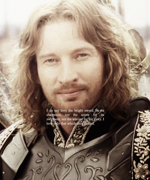 Faramir blog and porno