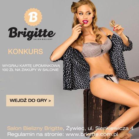 Konkurs zrealizowany dla Salonu Brigitte