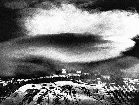 Mario Giacomelli : 'My Whole Life' Series (Photography)