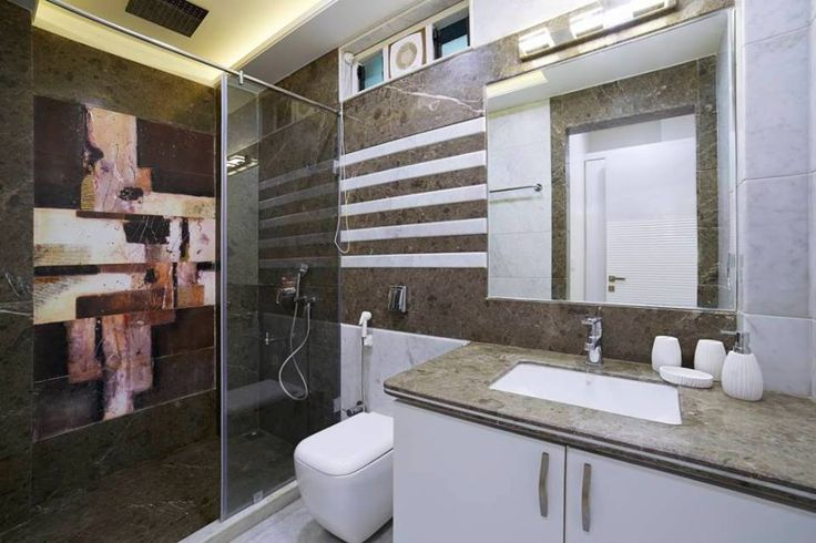 Bathroom interior design in bungalows modern interior concepts bathroomdesign interiordesi vardahcyclone
