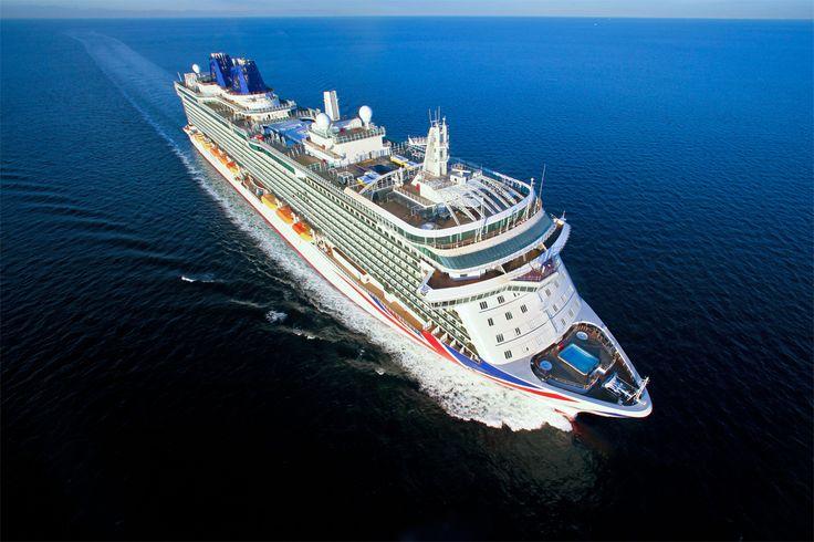 NEW OFFER: 13 Night Caribbean Transatlantic only £899! More here http://about2crui.se/caribbean-899  #caribbean #transatlantic #cruise Image @pandocruises