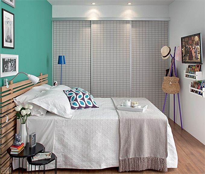 decoração quarto de casal