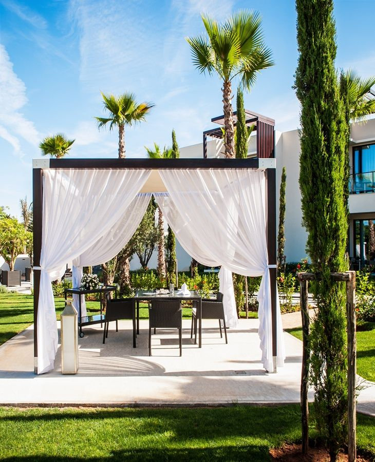 Villa Diyafa Boutique-Hotel & Spa is located in the heart of Rabat, Morocco. was opened in November 2014 and was signed by the Studio Marc Hertrich and Nicolas Adnet. Diyafa which means hospitality in Arabic is a mixture of contemporary and Moroccan styles.