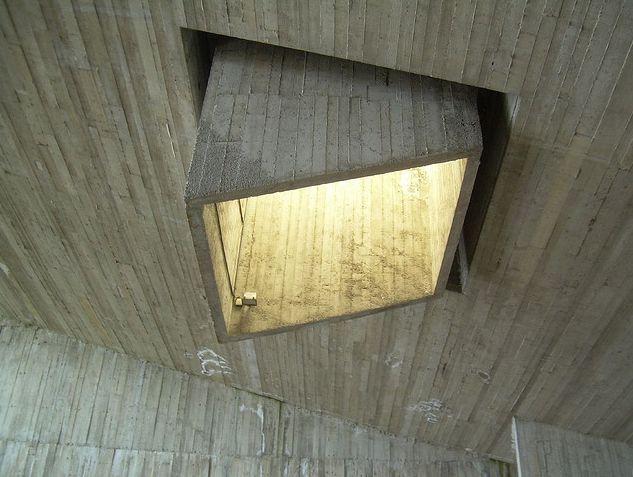 HIC Arquitectura » Juliaan Lampens   OLV Kapel van Kerselare Oudenaarde, 1961