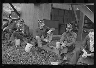 Kentucky coal miner,Jenkins,KY,Letcher County,US Resettlement Administration,1