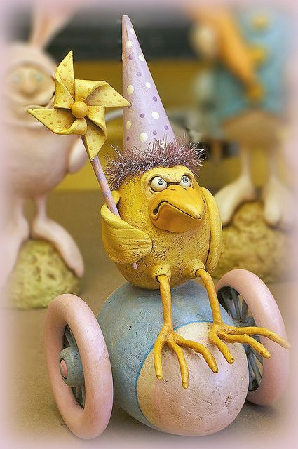 Chuck the Chick by David H. Everett - Chicken Lips