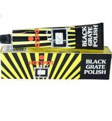 Stove & Grate Polish Black  http://www.woodburningstovesandflues.co.uk/stove-accessories-stove-cleaning-stove-gloves-c-160_165/stove-grate-polish-black-p-621