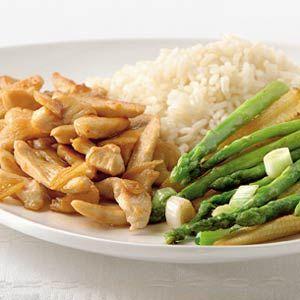 Recept - Kip met groene asperges - Allerhande