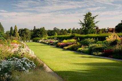 The Double Borders @ RHS Garden Wisley, Surrey
