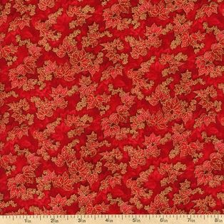 Robert Kaufman - Imperial Fusions Collection Katsumi ETJM-12577-3 RED