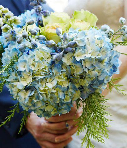 Oltre 25 fantastiche idee su Bouquet da sposa con ortensia su Pinterest  Dec...