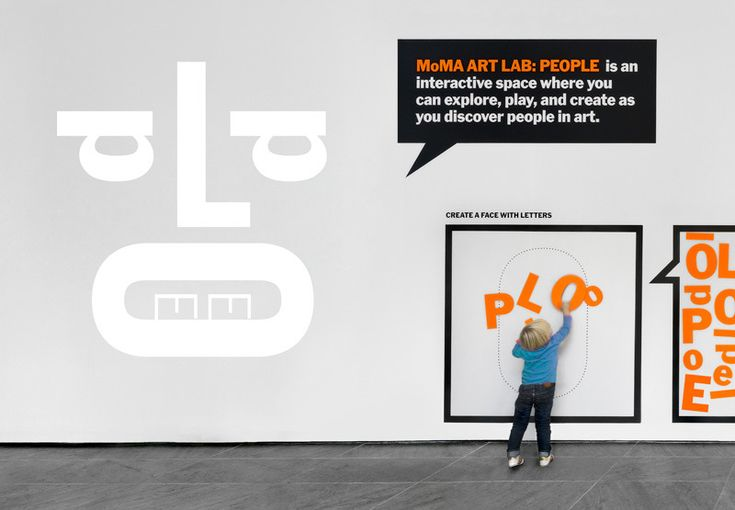 MoMA Art Lab: People - The Department of Advertising and Graphic Design