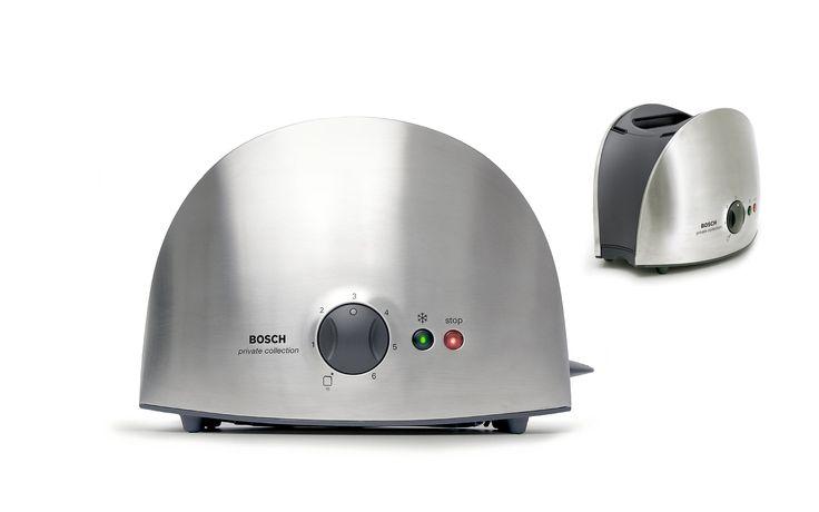 Cuisinart Coffee Maker Debenhams : Design Bosch Toaster private collection Electronic Pinterest Toaster and Design
