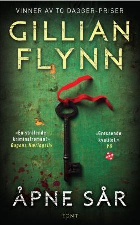 Åpne sår - Gillian Flynn Stian Omland