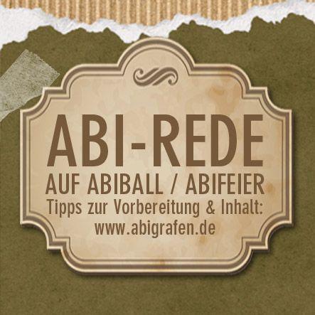 Abiturrede / Abi Rede / Abirede / Abschlussrede – Tipps & Tricks auf blog.abigrafen.de