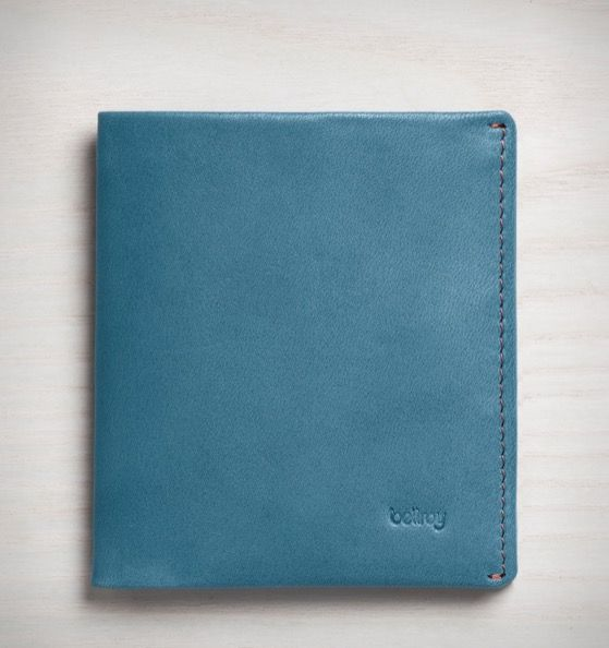 Bellroy Note Sleeve Wallet 3.0 - Arctic Blue - Rushfaster.com.au Australia