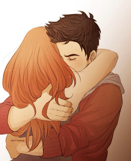 Color version. Stydia: Teen Wolf