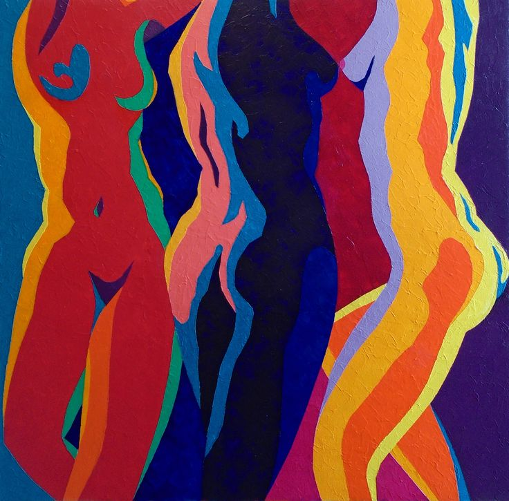 View Three Dancers by Stephen Conroy. Browse more art for sale at great prices. New art added daily. Buy original art direct from international…