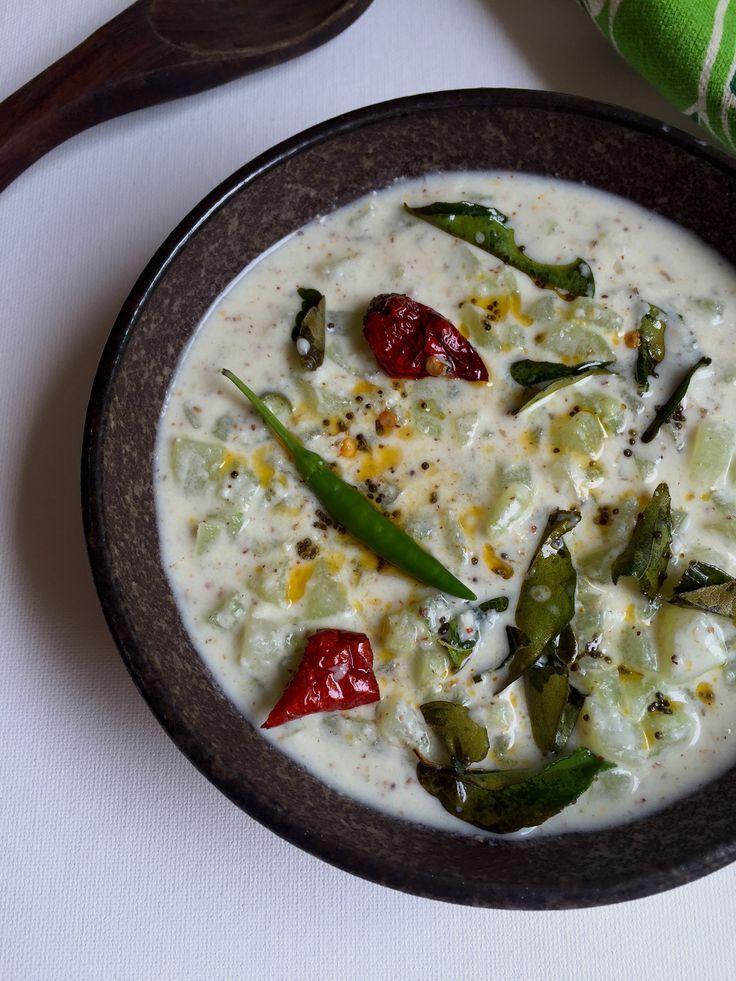 Cucumber Raita - Kerala Style | Cucumber Kichadi Recipe for Cucumber Kichadi | Onam Sadhya Recipes | Kerala style cucumber raita, totally different from your regular Cucumber Raita!