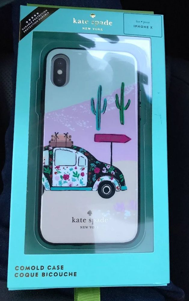 official photos c1127 2b991 NEW In Box KATE SPADE Iphone X