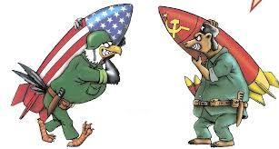 Resultado de imagen para guerra fria