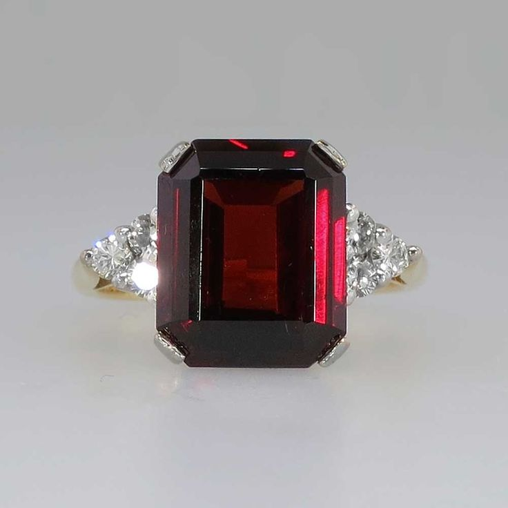 17 Best ideas about Garnet Jewelry on Pinterest