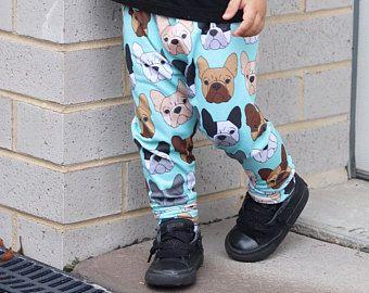 3561fc3a11817 Handmade Baby Leggings - French Bulldog Print Leggings - Dog Lover Baby  Leggings - Boy Leggings- Girl Leggings - Toddler Leggings - Puppy