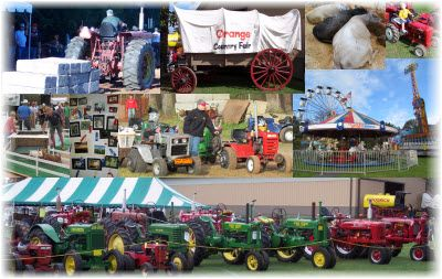 The Orange County Fair is this coming weekend - 9/20 and 9/21.  For more information go to OrangeCTFair.com