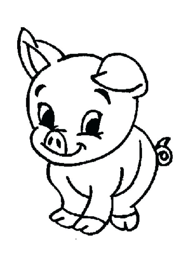 super cute animal coloring pages - photo#17