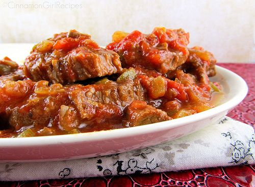 Swiss SteakSwiss Steak Crockpot, Pots Swiss, Crock Pots, Swiss Steak ...