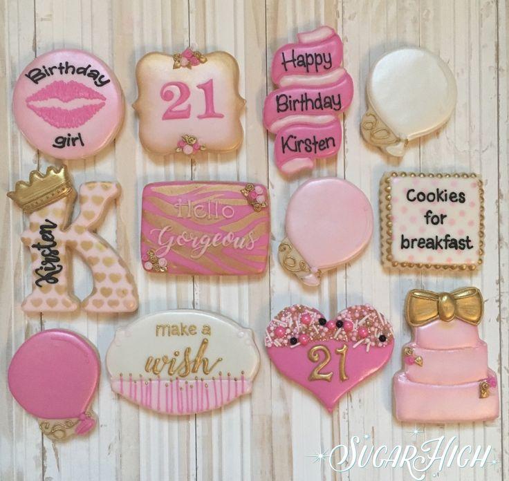 25 Best Ideas About 21st Birthday Cakes On Pinterest 21