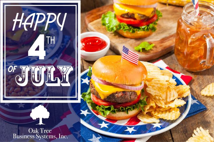 Get ready for the Fireworks! It's Independence Day! Stay informed & compliant. Read our Blog by following the link below. Follow Us on Facebook @OakTreeBiz