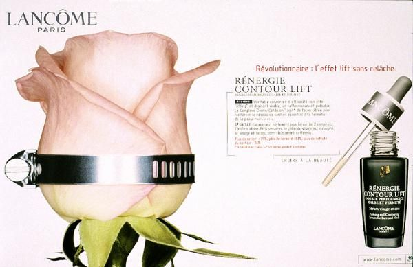Image result for lancome ad