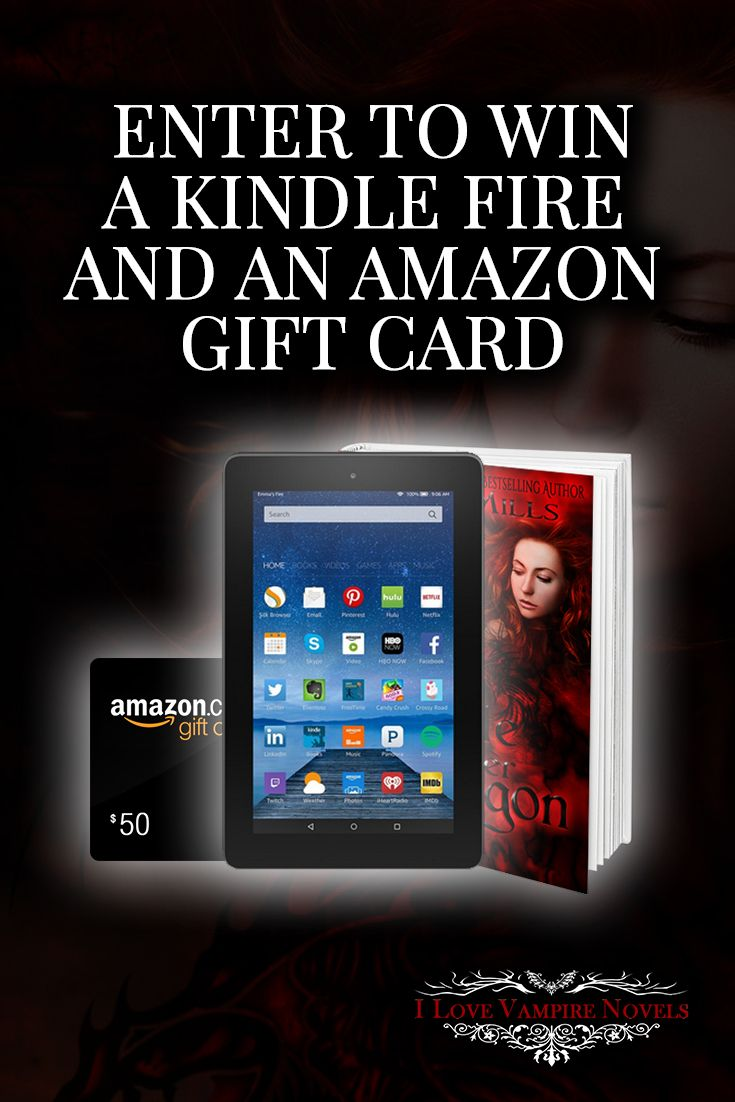 Win a Kindle Fire HD, an Amazon Gift Card & Signed Paperbacks from NY Times & USA Today Bestselling Author Julia Mills