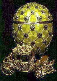 The World's Most Beautiful Eggs: The Genius of Carl Faberge. http://www.bbc.co.uk/iplayer/episode/b0336tf3/The_Worlds_Most_Beautiful_Eggs_The_Genius_of_Carl_Faberge/