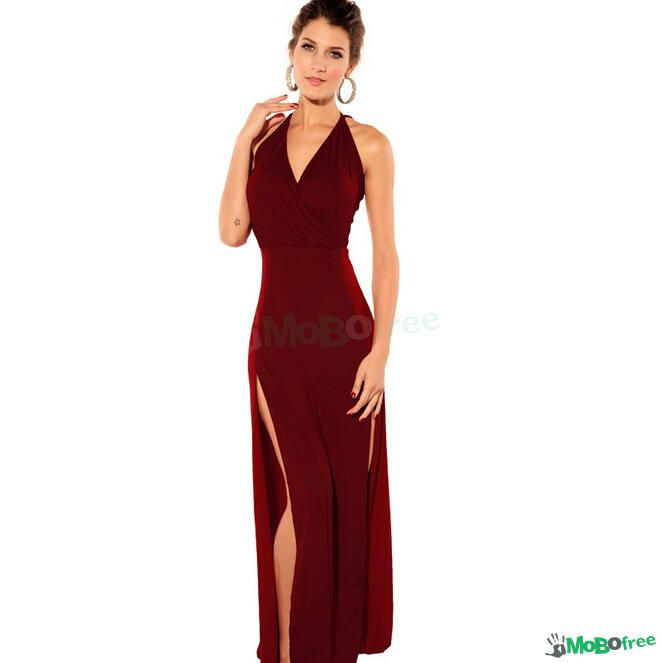 Long red dress for sale