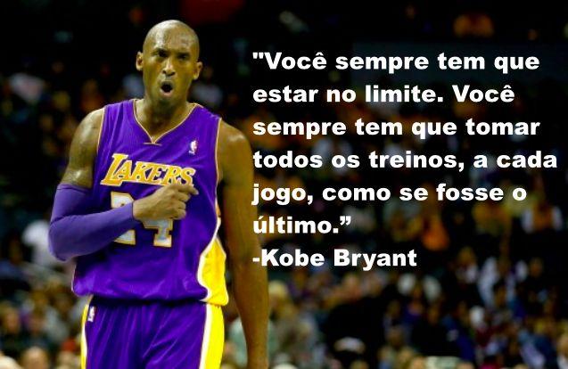 20 frases de Kobe Bryant que vão te inspirar | Torcedores.com