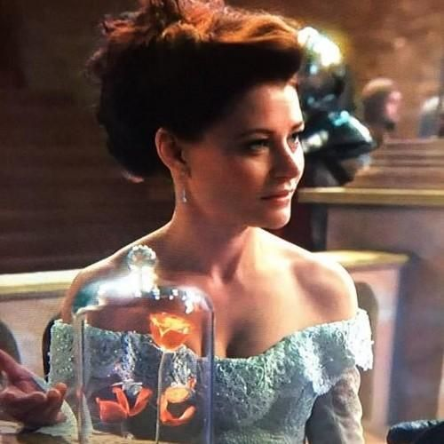 Just want to say I think Belle looked the best at the ball.