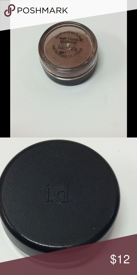 Eye and or cheek color. NWOT Id double eye/ cheek color. Never used. id bare minerals Makeup