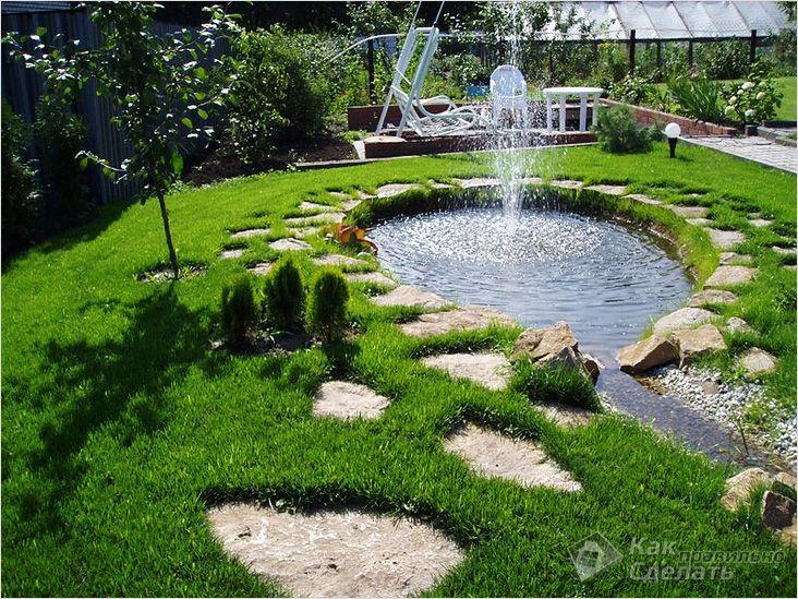 Garten, Labyrinth, Landschaftsdesign, Gartenteiche, Moderner Garten, Rasen,  Haus Außendesign, Weltall