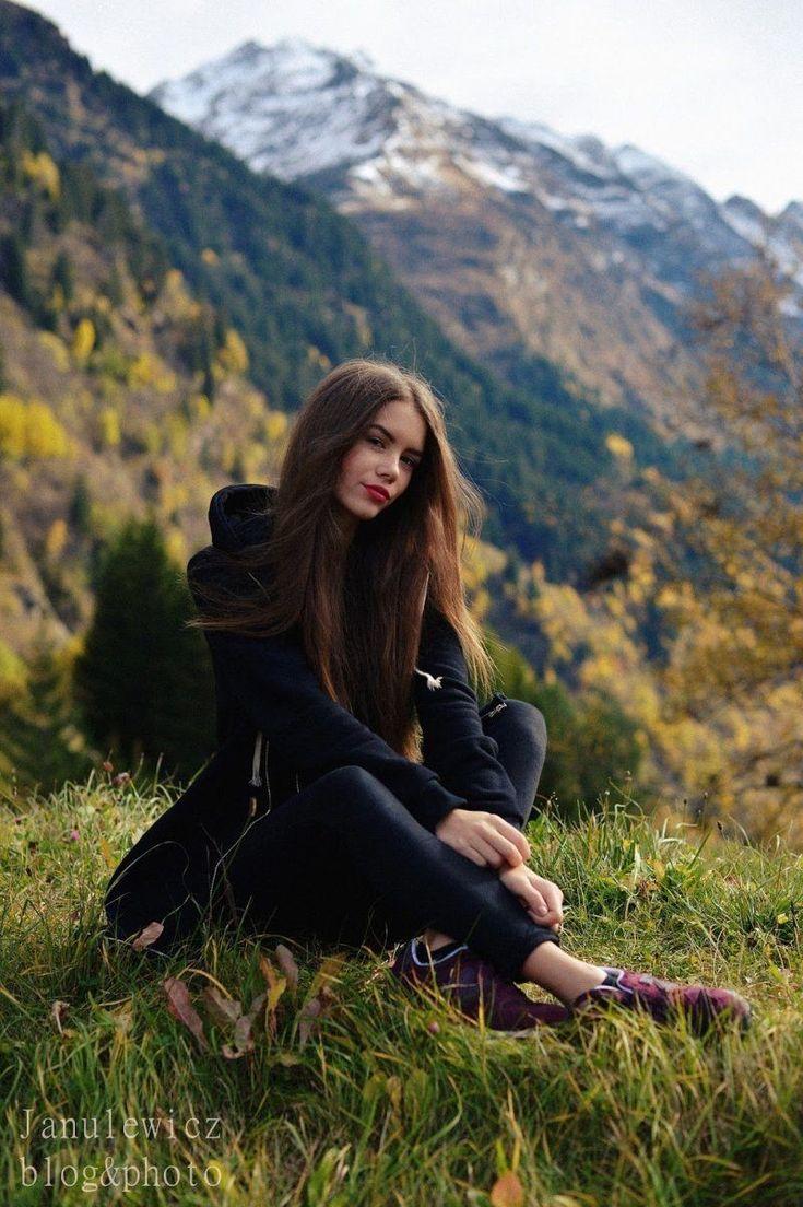 Как фотографироваться на фоне гор